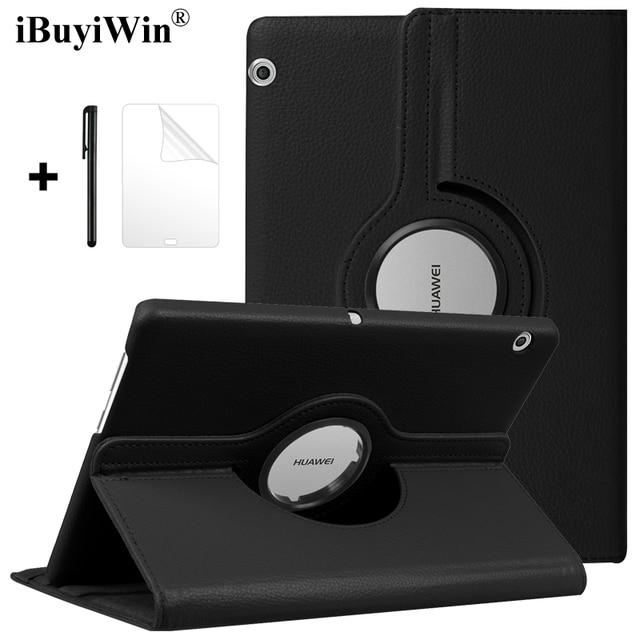 360 Вращающийся чехол для huawei MediaPad T3 10 AGS-W09 AGS-L09 AGS-L03 9,6 Tablet принципиально чехол для huawei T3 10 Honor Play Pad 2 9,6