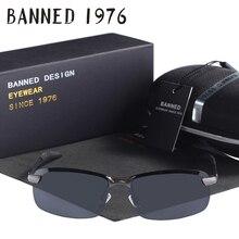 classic fashion men's HD polarized Sunglasses uv400 protection brand sports driving oculos sun Glasses with original box