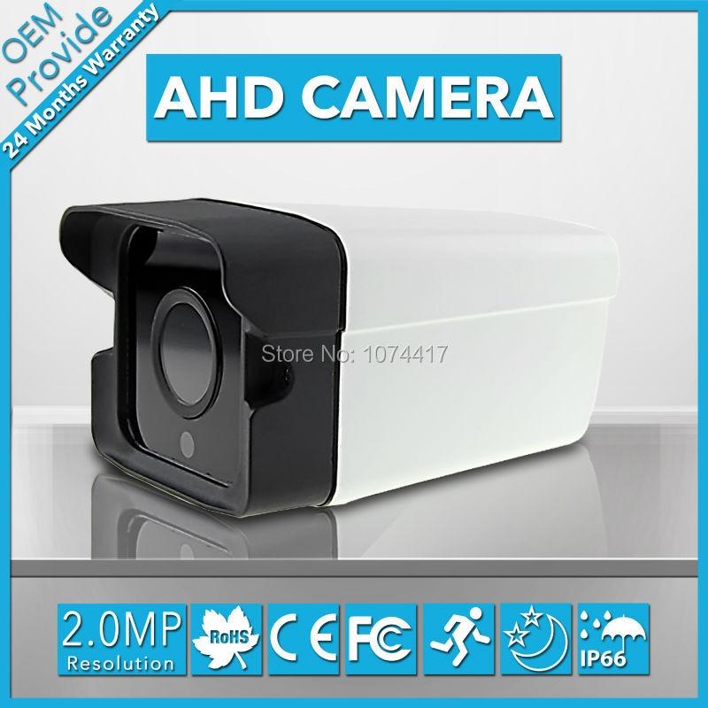 AHD2200PA New Housing 2.0 MP CMOS CCTV System Waterproof Good Night Vision 1080P IR Cut Filter Security AHD Camera advanced 128gb cctv camera 50 meters night vision waterproof housing