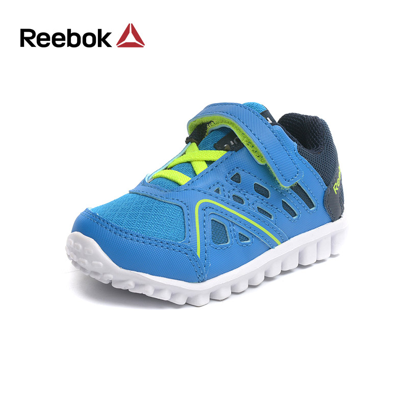 6cf98a9b887 REEBOK Kids Boys Sneakers Lightweight Damping Running Breathable Boys  Casual Sport Sneakers Non Slip Children Baby Shoe