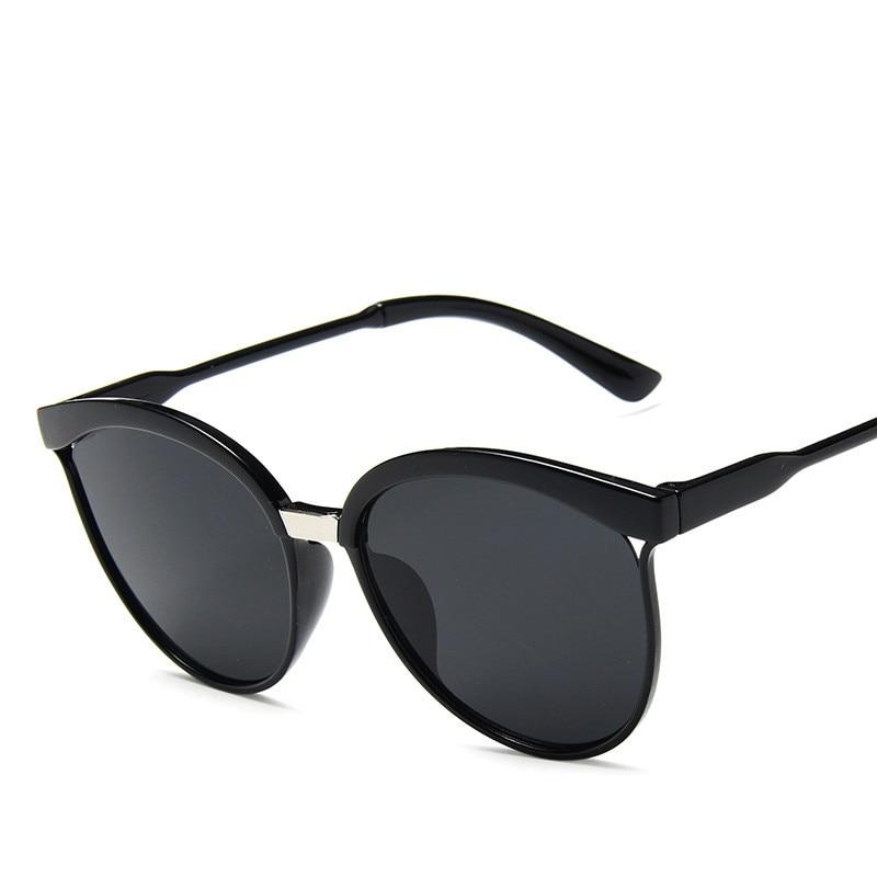 0207f3b896cf 2019 Fashion Female Cute Cat Eye Sun Glasses Women Popular Brand Designer  Sunglasses Retro Goggles Cateye Sunglass Oculos de sol