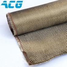 Basalt fiber stof doek 200GSM twill weave 13um diameter
