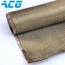 Tissu en fibre de basalte, 13um de diamètre, 200GSM, tissage en sergé