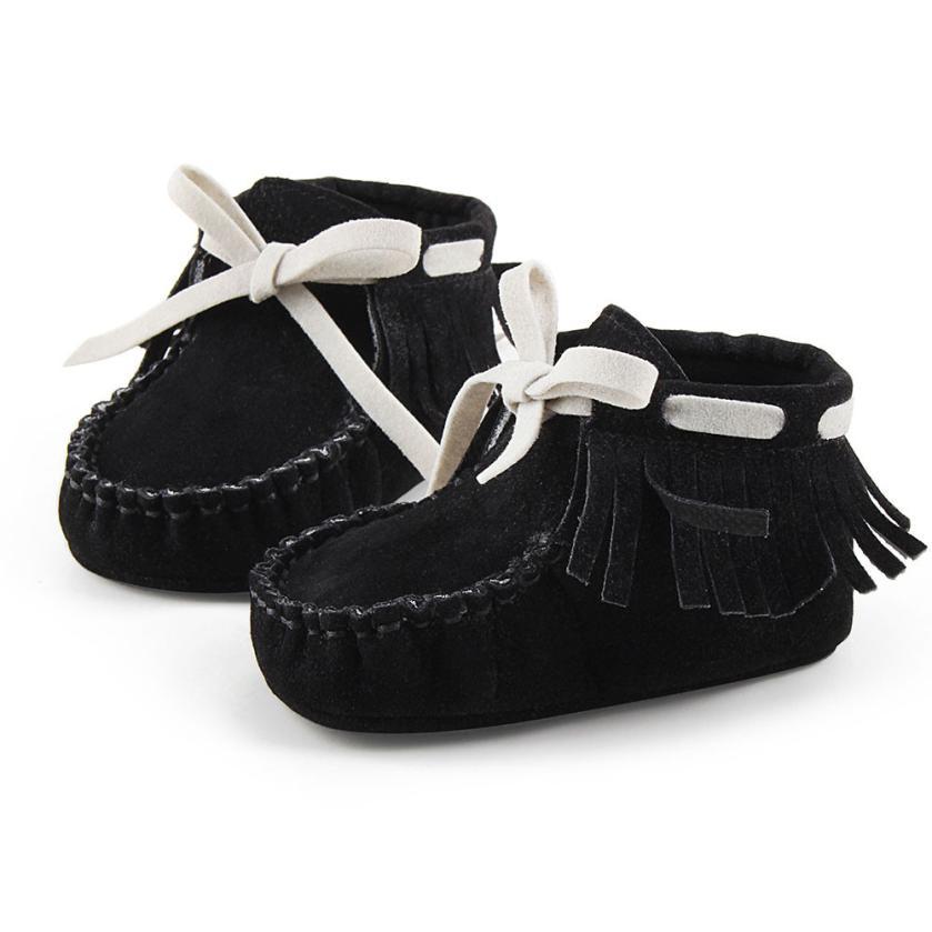 BMF TELOTUNY Fashion Baby Toddler Infant Newborn Prewalker Boots Tassel Shoes Soft Sole First Walkers Apr30 Drop Ship