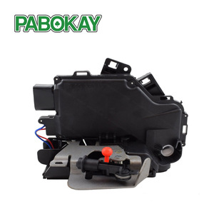 Image 1 - high quality For Audi A4 A6 8E 4B C5 Front Left Driver Door Lock Latch Actuator 4B1837015G 4B1837015H