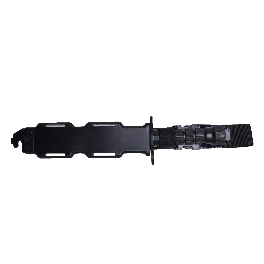 Army Tactical Training Dummy Dagger Plastics Rubber Knife Airsoft Hunting Train Cosplay Movie Props Decoration Dark