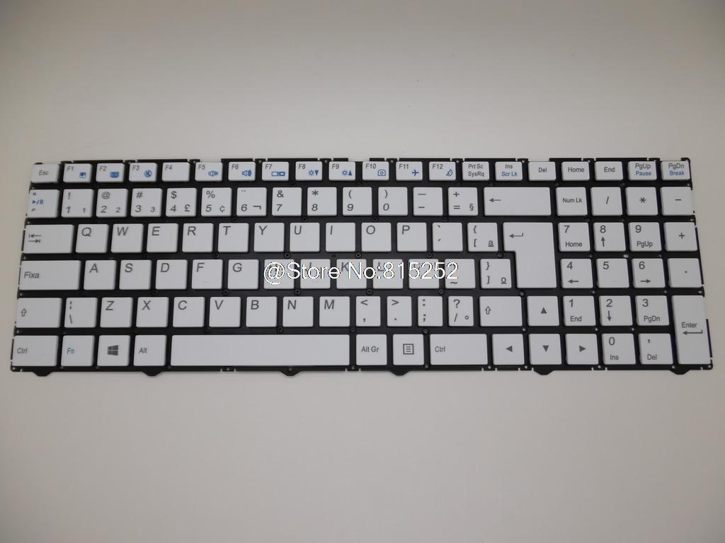 ФОТО Laptop Keyboard For Gigabyte P55G V5 P55W R7 P55W V4 V5 V6 V7 P55W V6-PC3D Belgium BE Brazil BR Norwegian  NOR Spain SP Swiss SW