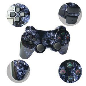 Image 2 - K ISHAKO For SONY PS3 Bluetooth Controller Gamepad Manette For Sony Play Station 3 Joystick Wireless Gamepad SIXAXIS Dual Vibrat