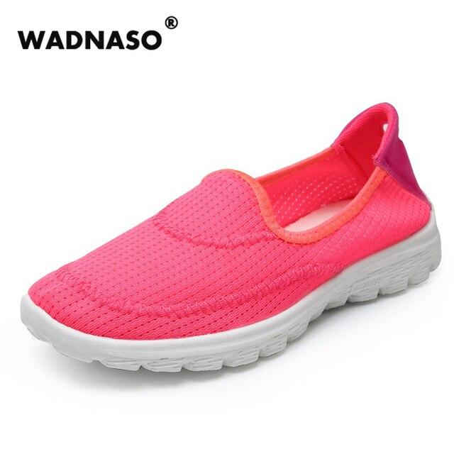Femme Air Mesh respirant chaussures de mode de ... d9s5y