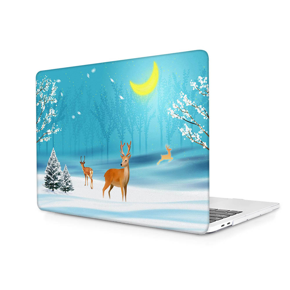 US $24 99 |Cute Elk Case For Apple MacBook Air 11 13 inch Laptop Sleeve for  Mac book Pro 13 15 A1708 with Retina keyboard Cover-in Laptop Bags & Cases