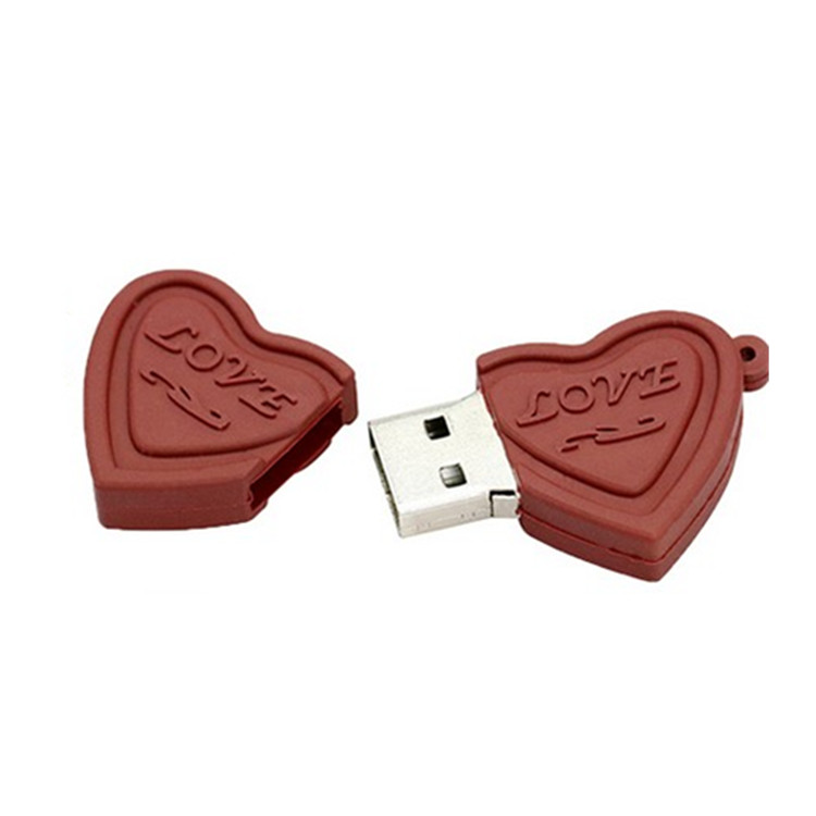 Chocolate Catoon USB flash drive pendrive 16 GB 64GB 32GB 4GB 8GB Flash Memory Pen Drive Stick memory stick fashion gift