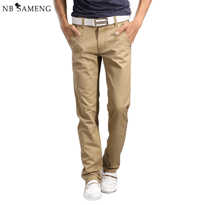 Online Cheap Khaki Cargo Pants Men