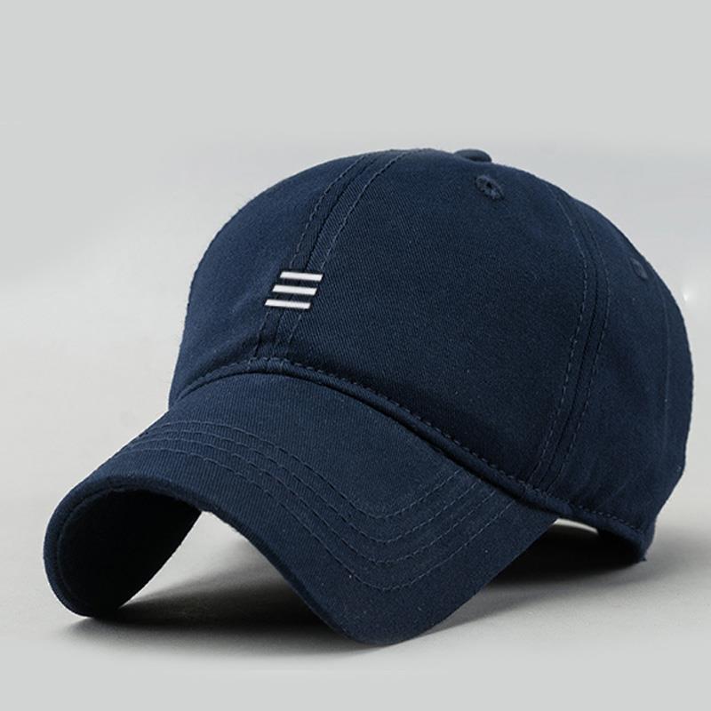Big head man large size   baseball   hats summer outdoors sun hat men cotton plus size sport   cap   56-60cm 60-64cm