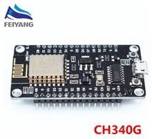 5PCS Neue version Drahtlose modul CH340 NodeMcu V3 Lua WIFI Internet der Dinge entwicklung board basierend ESP8266