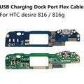 Новый Зарядное Устройство Micro Usb Зарядное Устройство для Док-Порт Flex Кабель Для htc desire 816/816g на Замену Запасных Частей Качества Freeshipping