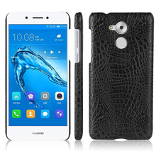 Huawei Honor 6C DIG-L21 DIG-L01 Case Quality PC Crocodile Grain Back Cover Hard for Honor6C DIG L01 L21
