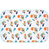 100% CottonTop cloth Newborn Diaper pad towel upgrade new waterproof portable baby interval diaper pad change pad pad