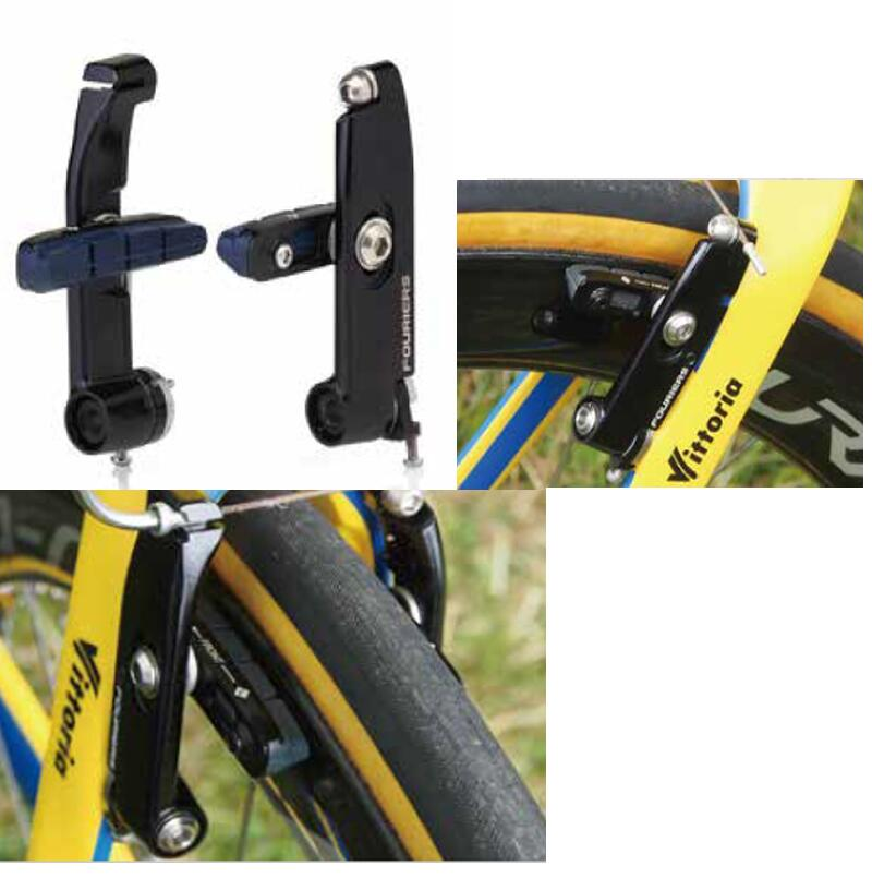 FOURIERS Road Bike TT Bicycle Front Linear Aero V Brake for GlANT PROPEL Fork F