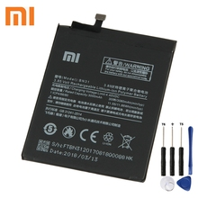 Xiao Mi Xiaomi BN31 Phone Battery For mi 5X Mi5X A1 Redmi Note 5A 2860mAh Original Replacement +Tool