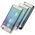 4800 мАч Аккумуляторная Резервного Питания Чехол для Samsung S6Edge + Внешний Корпус Зарядное устройство для Samsung S6Edge Plus PowerBank