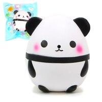 15cm Hot Kawaii Jumbo Panda Squishy Soft Doll Collectibles Cartoon Sweet Scented Super Slow Rising Original