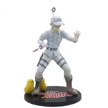 Cells At Work White Blood Cell PVC Action Figure