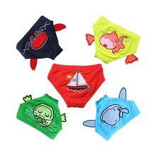 Детские плавки, плавки для мальчиков, детские плавки с рисунками из мультфильмов, одежда для купания для мальчиков, детские плавки