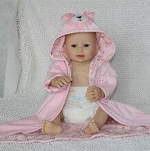 20 inch full vinyl new born baby doll nursery teacher training toy