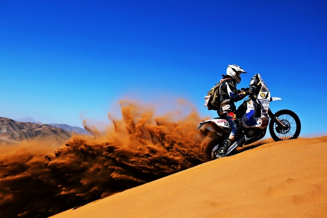 África bici Rally desierto deriva carreras de motocross arena KD616 ...