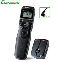 VILTROX JY 710 C1 C3 N1 N3 S1 Wireless Shutter Digital Timer Remote Controller Transmitter Receiver