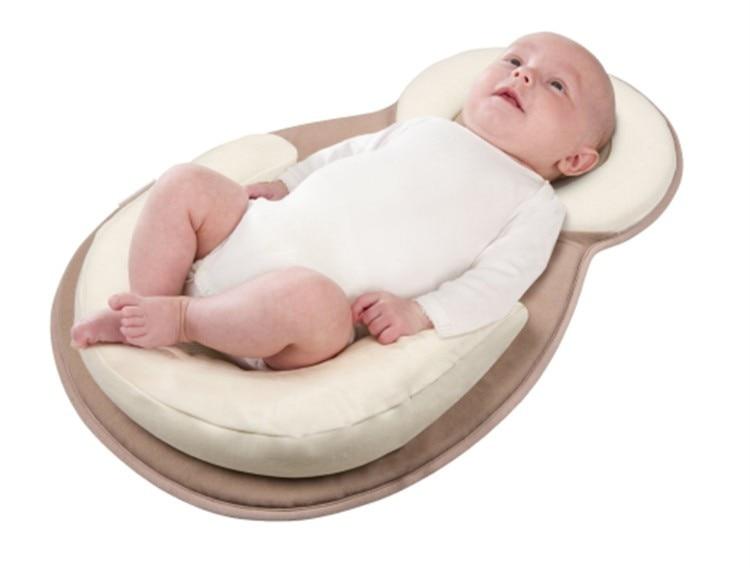 Koop comfortabele baby kussen zuigeling for Baby op zij slapen kussen