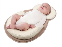 Comfortable Baby Pillow Infant Toddler Sleep Position Pillow Baby Sleeping Anti Roll Cushion Pillow Rollover Prevention Mattress