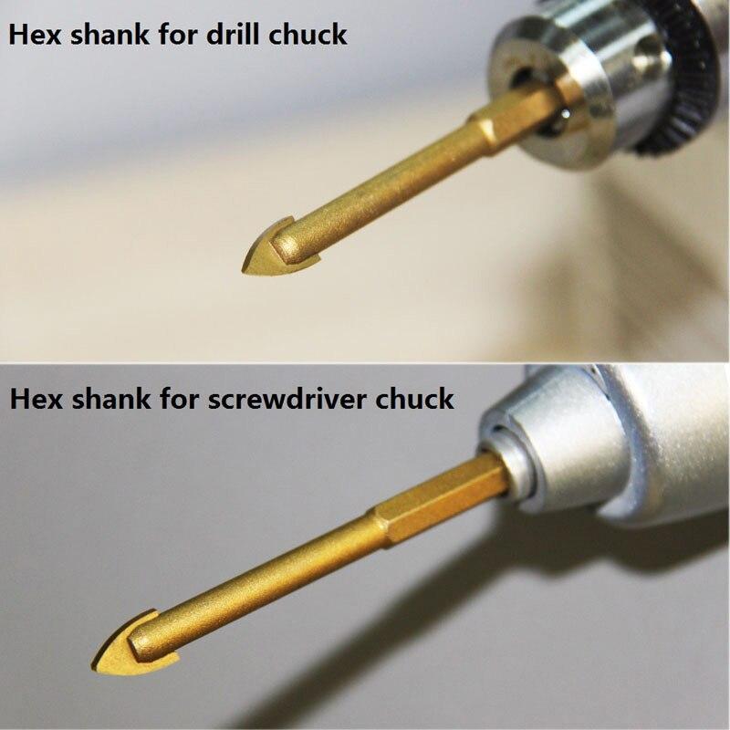 Glass drill bit-MGDK002-4