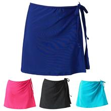 2018 plaża Wearred sukienka letnia spódnica Beachwear strój kąpielowy bikini cover up kobiety strój kąpielowy Cover UPS szlafroki tanie tanio Nylon poliester Stałe keptfeet Pasuje do rozmiaru Weź swój normalny rozmiar