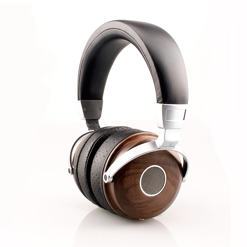 100% Original BLON BOSSHiFi B7 Hifi Wooden Metal Headphones Monitor Headset DJ Headphone With Beryllium Alloy Driver Earphones 100% original high blon b6 hifi wooden metal headband headphone headset earphone with beryllium alloy driver leather cushion