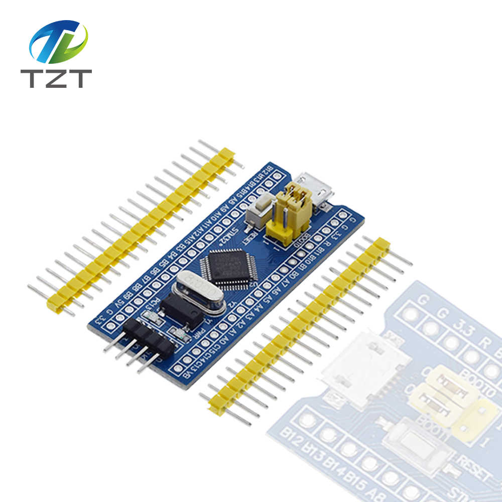 TZT STM32F103C8T6 ARM STM32 Minimum System Development Board STM Module For arduino
