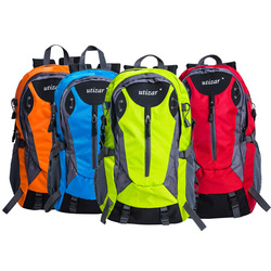 outdoor travel bags hiking backpack camping bag sports climbing mountain Equipment 35L man woman  backpack GYM trekking backpack