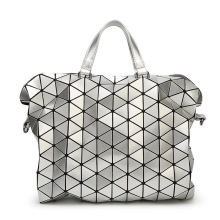 luxury women evening bag japanese Bao Bao Bag Diamond Lattice Fold Over Bags Women font b