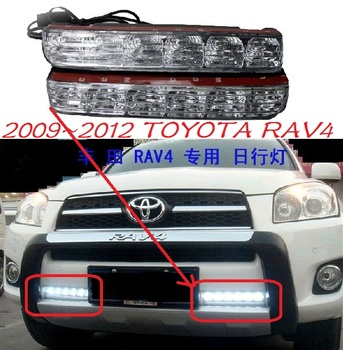 LED,2009~2012 RAV4 day Light,RAV4 fog light,RAV4 headlight;vios,corolla,camry,Hiace,tundra,sienna,yaris L,RAV4 Taillight;RAV 4 фото