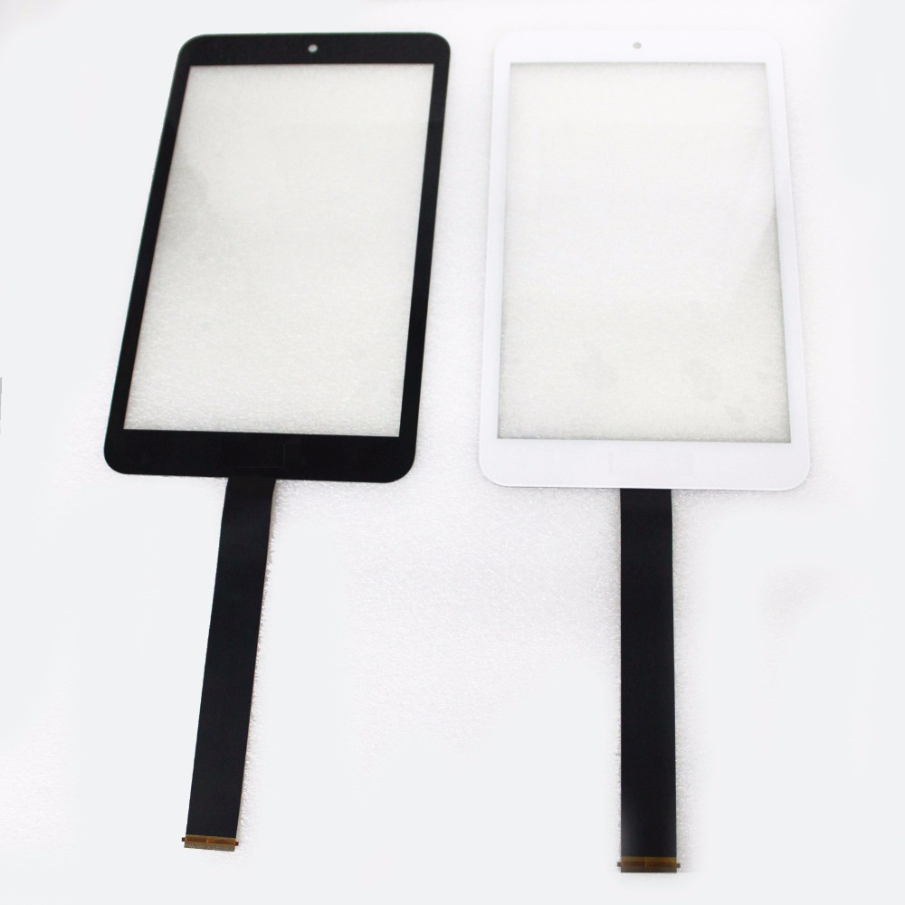 все цены на For Asus Memo Pad 8 ME181 ME181C K011 ME181C XKLT799 Touch Screen Panel Digitizer Sensor Glass Replacement Tablet PC Black White онлайн