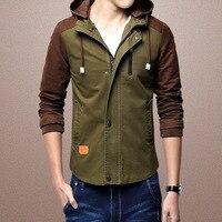 2016 Korean New Men S Denim Jacket Winter Coat Long Sleeved Spring Jacket Casual Jacket Thin