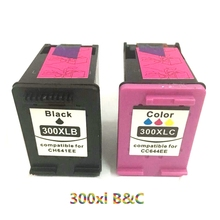 Vilaxh For HP 300 compatible Ink Cartridges 300xl for hp deskjet f4280 f4580 F2480 F2492 F4210D1660 D2560 printer