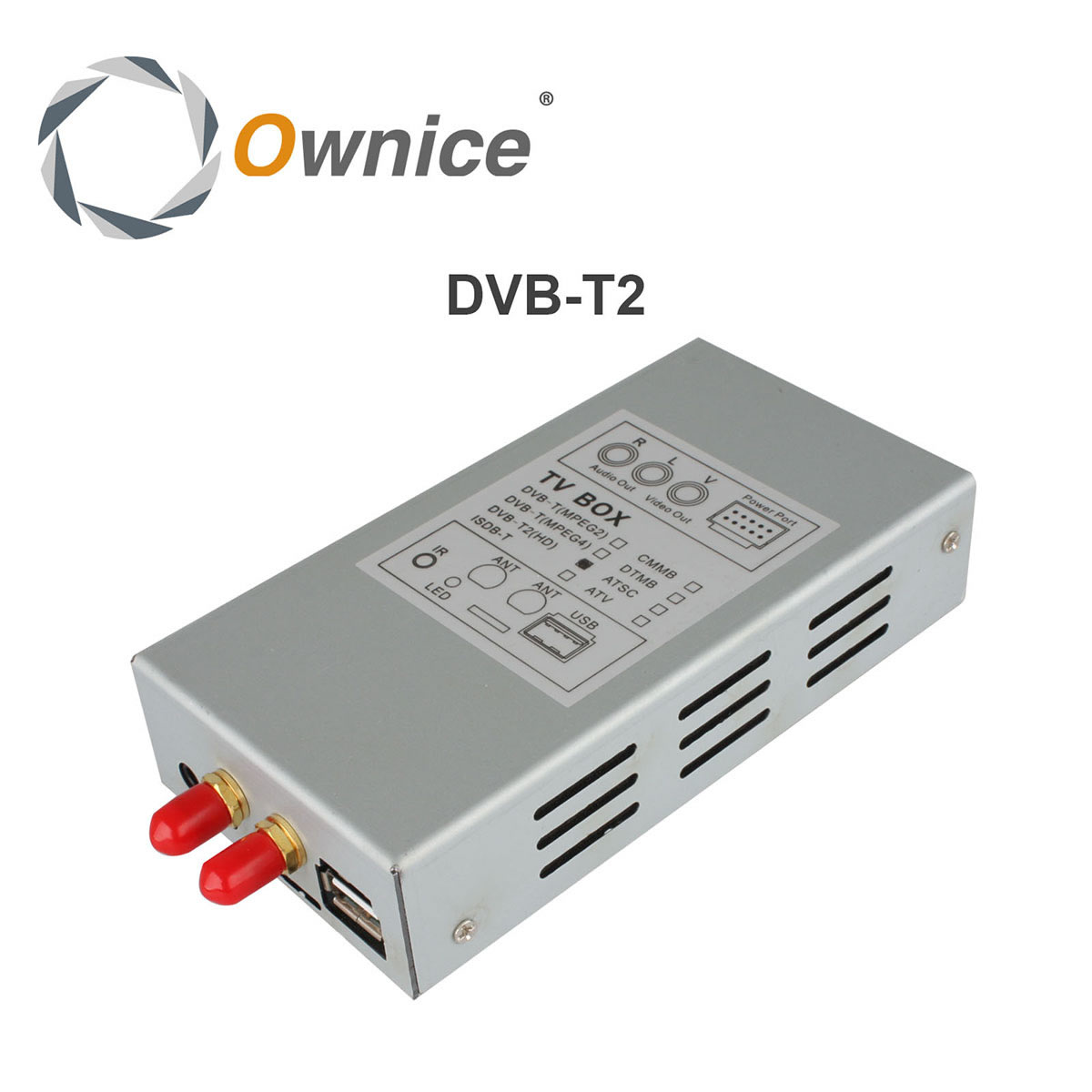 Special DVB-T2 Digital Box for Ownice Car DVD Player For Russia Thailand Malaysia area. The item just for our DVD special dvb t mpeg4 tv box tuners for ownice car dvd player the item just for our dvd