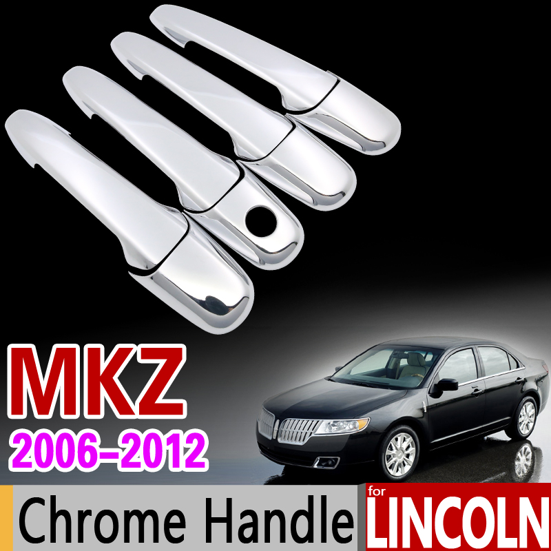 2011 Lincoln Mkz For Sale: For Lincoln MKZ 2006 2012 Luxurious Chrome Handle Cover
