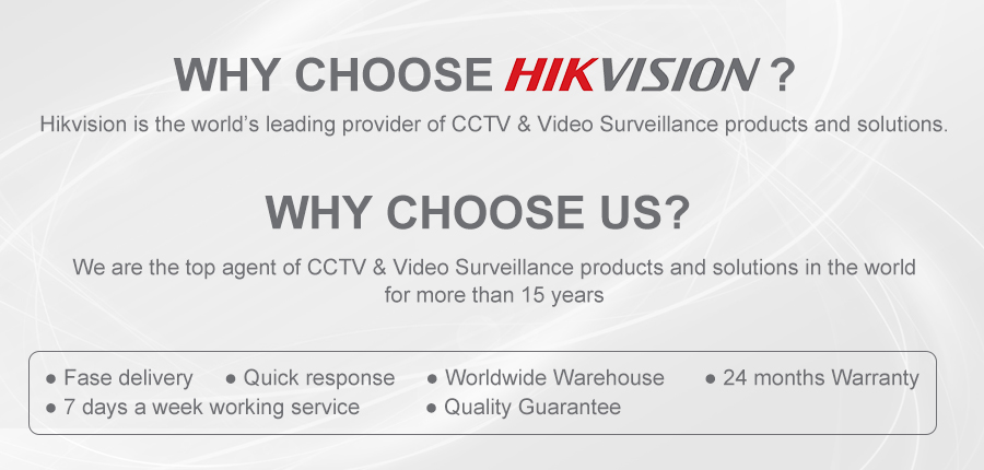 Hikvision CCTV System Onvif 8ch NVR DS-7608NI-E2/8P with 2 SATA and 8 POE  Ports HDMI and VGA Output Embedded Plug & Play NVR POE