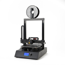 Factory Direct Sell New Generation Auto Leveling 3D Printer 0.4MM Nozzle Desktop Linear Rails Home Used 3d