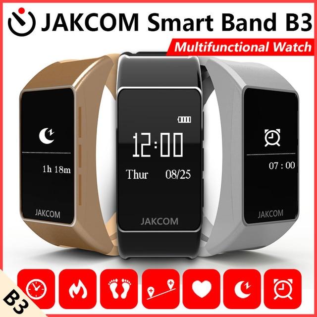Jakcom B3 Smart Watch Новый Продукт Пленки на Экран В Качестве Наручные Зарядное Устройство Antena Wi-Fi Sma Холодильник База Стенд