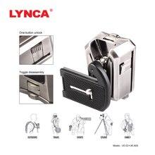 LYNCA Quick Release поясная пряжка клип вешалка для кобуры Кнопка Крепление камеры для sony Canon Nikon DSLR Digita камера