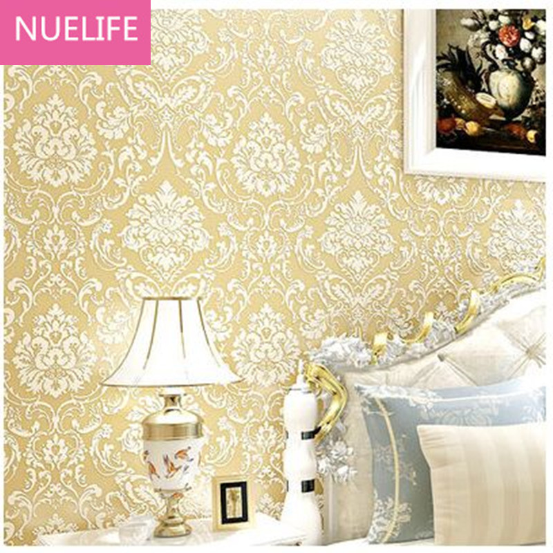 0.53x10m European nonwovens wallpaper bedroom living room TV backdrop 3D stereo relief Damascus wallpaper N4 nostalgia car license plate large mural 3d wallpaper tv backdrop living room bedroom 3d wallpaper videos tv stereo 3d wallpaper