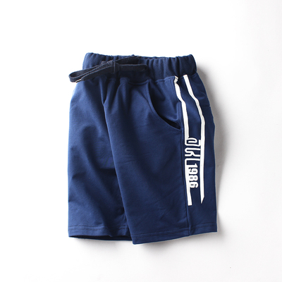 VIDMID Summer 6-14 year Children's Clothes Boy Shorts trousers Casual Knitted Cotton Teenage Boys cotton Shorts clothing 4102 08 3